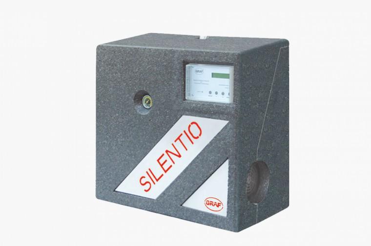 Hauswasserwerk Aqua-Center-Silentio