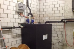 Sanier Abwasserhebeanlage Jelmoli